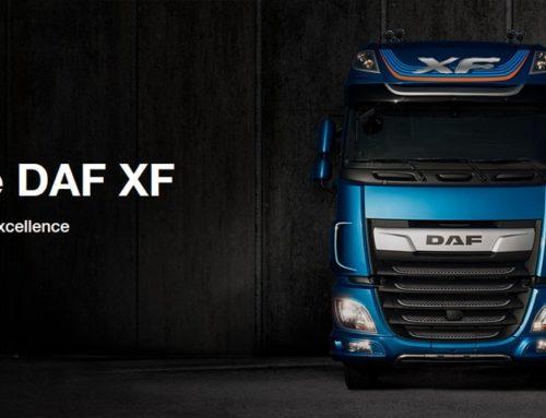 DAF XF 480 FA 4×2 Bakwagen, Super Space Cab