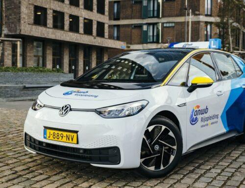 Nieuw! Rijlessen in een elektrische auto