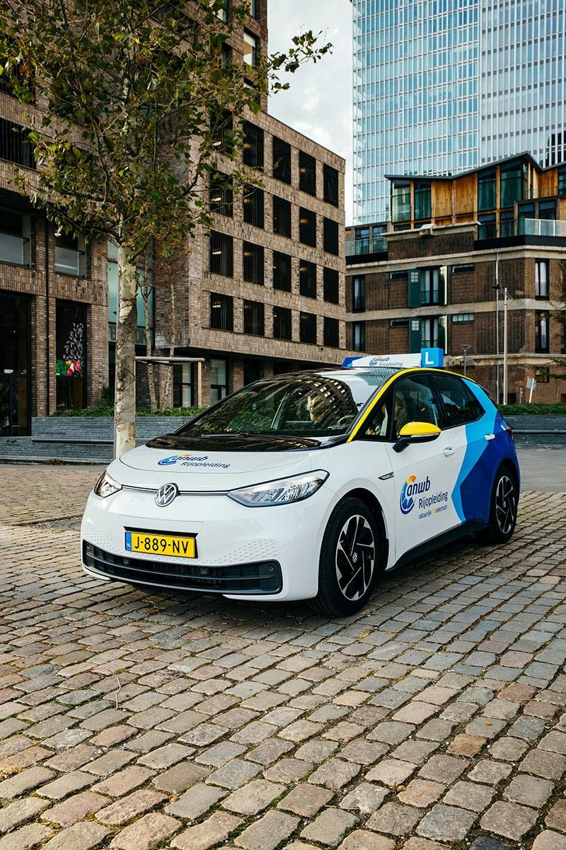 rijles elektrische auto